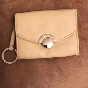 Liz Claiborne Cream Color Wallet
